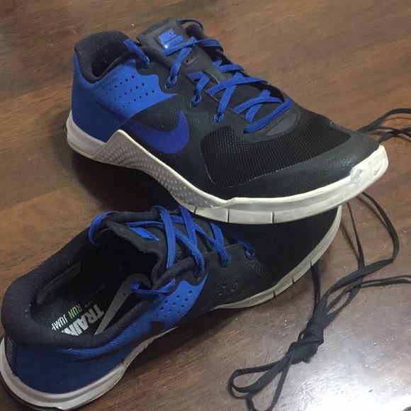 04271b1110d Nike metcon 2 midnight blue women s 8.5